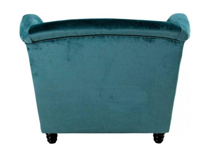 Fotel Tito Tkanina Kategoria Fotele do salonu Drewno Wysokość 70 cm Fotel tradycyjny Styl Nowoczesny