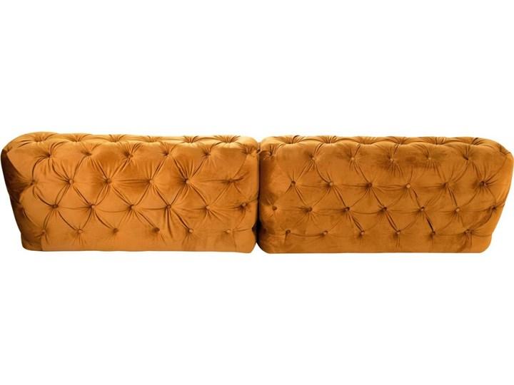 Sofa Time Kolor Pomarańczowy Nóżki Bez nóżek