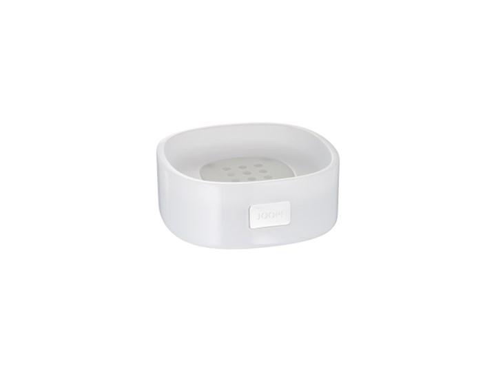 Mydelniczka biała JOOP! Crystal line 011561410 Mydelniczki Kolor Biały Kategoria Mydelniczki i dozowniki