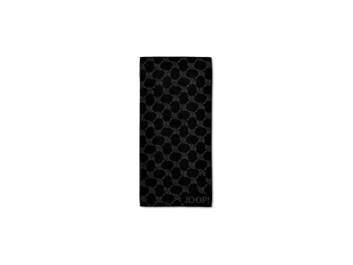 Ręcznik frotte czarny JOOP! Classic Cornflower 1611 Bawełna Dziecięce Kategoria Ręczniki
