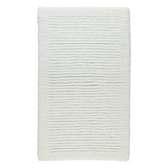 Dywanik łazienkowy biały Cawo 1002