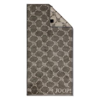 Ręcznik frotte grafitowy JOOP! Classic Cornflower 1611