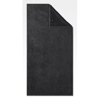 Ręcznik frotte szary JOOP! Uni-Cornfower 1670