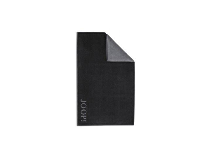 Dywanik łazienkowy czarny JOOP! 1600 50x80 cm Bawełna Kategoria Dywaniki łazienkowe