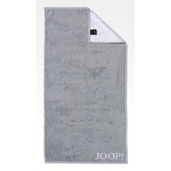 Ręcznik frotte szary Classic Doubleface JOOP! 1600