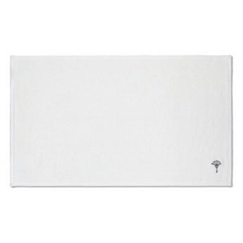 Dywanik łazienkowy JOOP! Cornflower Single 001 biały