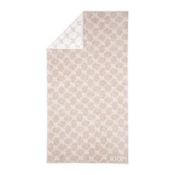 Ręcznik frotte beżowy JOOP! Classic Cornflower 1611