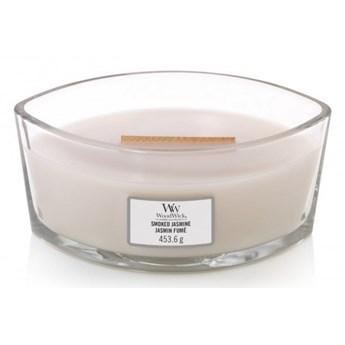 Świeczka elipsa WoodWick Smoked Jasmine Elipsa 453,6g