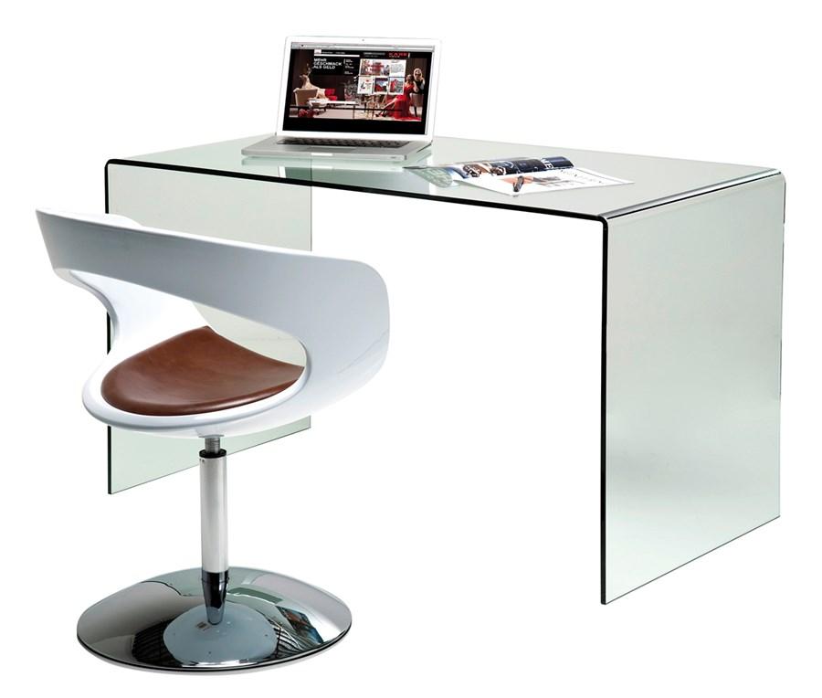 Kare Design Clear Club Biurko Szklane 125x60 Cm 76719 Biurka Zdj Cia Pomys Y Inspiracje