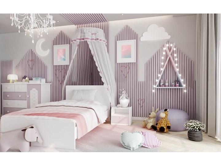 Lamele Pastel 3D – pionowe panele dekoracyjne 3 D MAT – 240 cm – 5 dekorów - uniwersalny  - LM024 - Pudrowy róż Kategoria Panele 3D