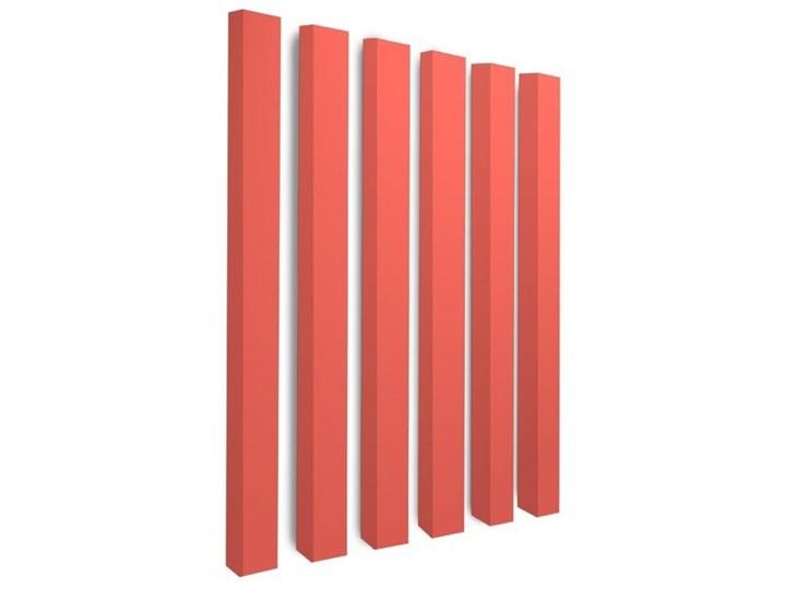 Lamele Pastel 3D – nowoczesny obraz przestrzenny - kompozycja modułowa – 5 dekorów  - uniwersalny  - LM023 - Pistacjowa mięta Kategoria Panele 3D