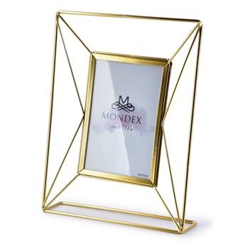 CEDRIC GOLD Ramka 5x19,5x25,5cm