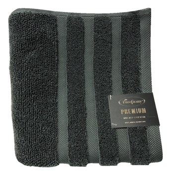 Ręcznik EMIL 50x90cm 04/grafitowy