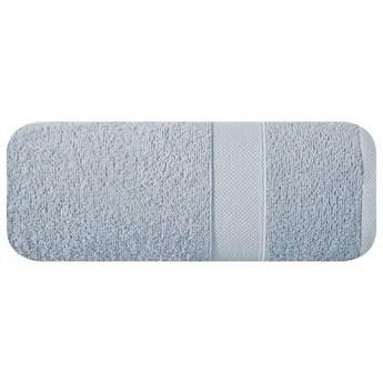 Ręcznik ADA 70x140cm srebrny