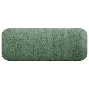 Ręcznik KOLI 100x150cm ciemno zielony