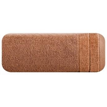 Ręcznik DAMLA 70x140cm ceglasty