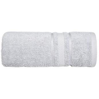 Ręcznik NEFRE 70x140cm srebrny