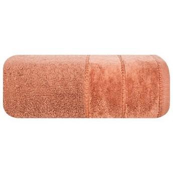 Ręcznik MARI 50x90cm ceglasty