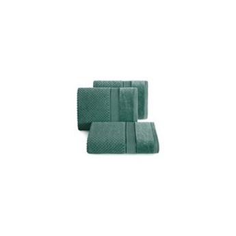 Ręcznik JESSI 50x90cm ciemno zielony