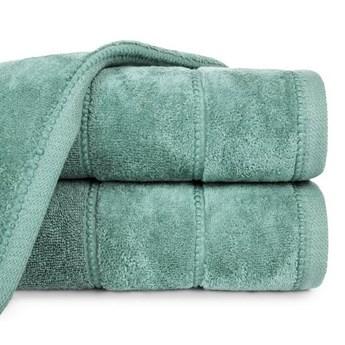 Ręcznik MARI 50x90cm ciemno zielony