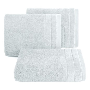 Ręcznik DAMLA 50x90cm srebrny