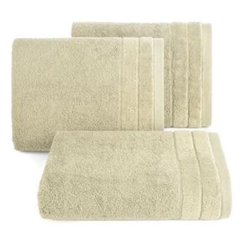 Ręcznik DAMLA 50x90cm beżowy