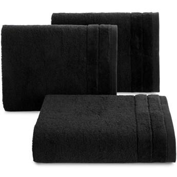 Ręcznik DAMLA 70x140cm czarny