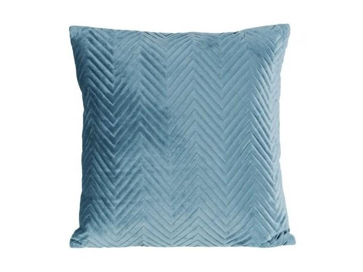 Poszewka SOFIA 45x45cm niebieska