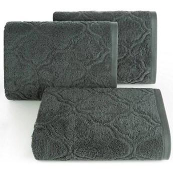 Ręcznik DOMI 70x140cm 04/grafitowy