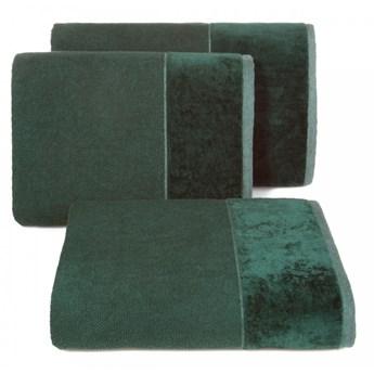 Ręcznik LUCY 70x140cm 09 ciemny zielony
