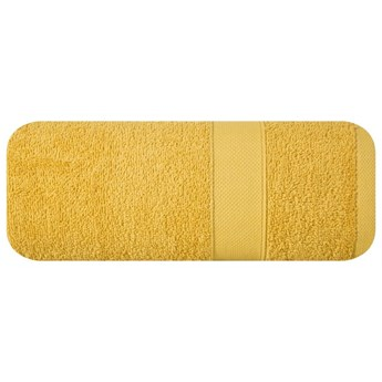 Ręcznik ADA 50x90cm musztardowy