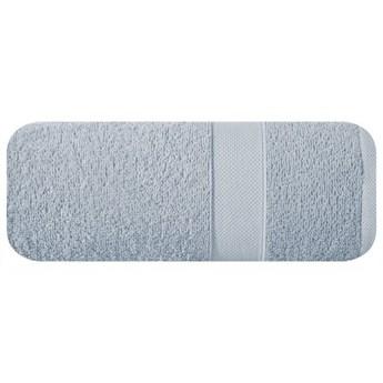 Ręcznik ADA 50x90cm srebrny