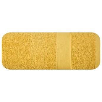 Ręcznik ADA 70x140cm musztardowy