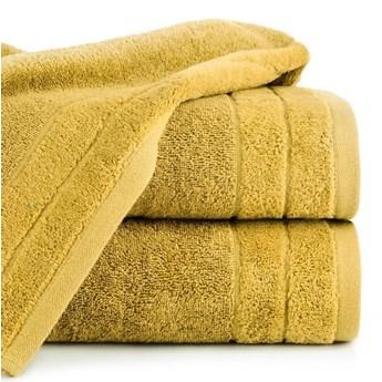 Ręcznik DAMLA 50x90cm musztardowy