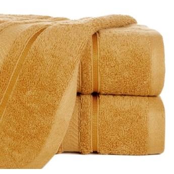 Ręcznik NEFRE 50x90cm musztardowy
