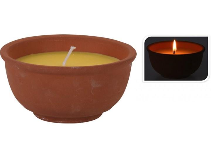 Świeca w glinianym naczyniu 123g Kategoria Świeczniki i świece