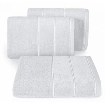Ręcznik MARI 70x140cm srebrny