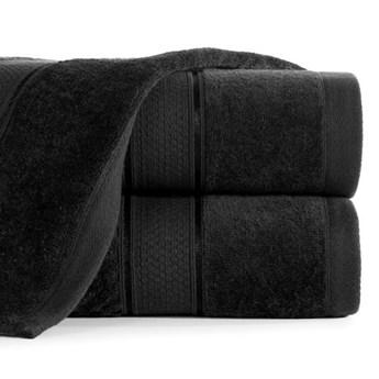 Ręcznik JESSI 50x90cm czarny