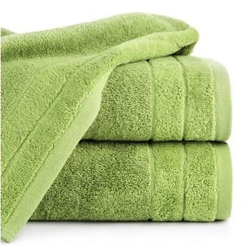 Ręcznik DAMLA 50x90cm oliwkowy