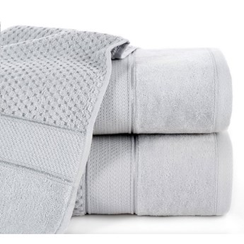 Ręcznik JESSI 50x90cm srebrny