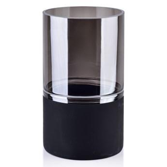RITA BLACK Świecznik-wazon 12x12x20cm