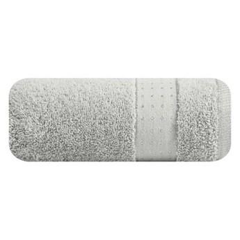 Ręcznik BETH 70x140cm 02/srebrny