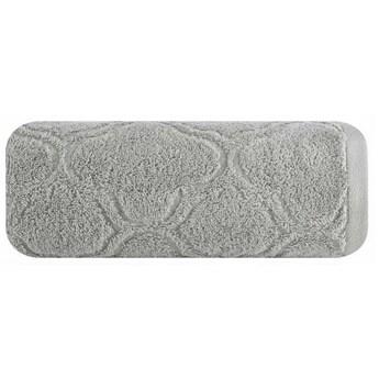 Ręcznik DOMI 70x140cm 03/srebrny
