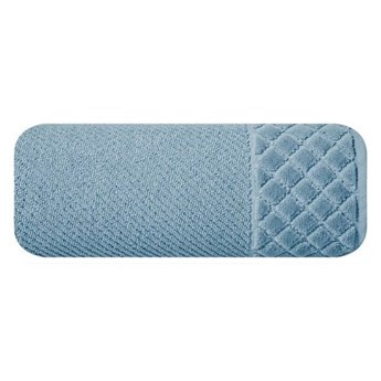 Ręcznik SAVA 50x90cm 07/c.niebieski