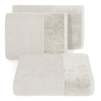 Ręcznik LUCY 50x90cm 01 kremowy