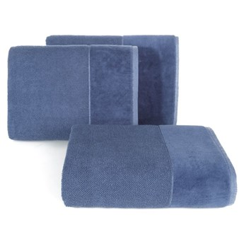Ręcznik LUCY 70x140cm 07 niebieski