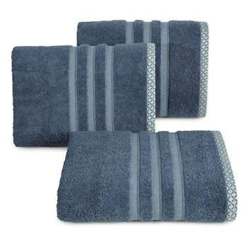 Ręcznik ALAN 50x90cm niebieski