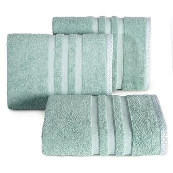 Ręcznik ALAN 70x140cm miętowy