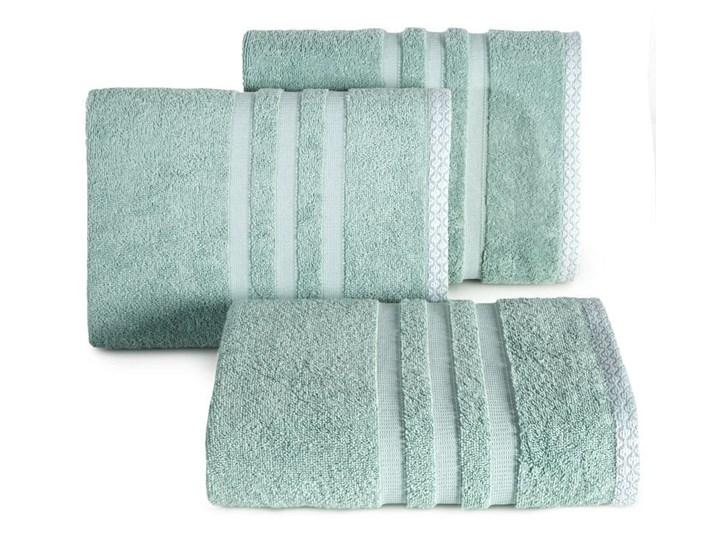 Ręcznik ALAN 70x140cm miętowy 70x140 cm Kategoria Ręczniki