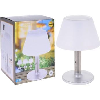 Lampa solarna LED 20xh28cm              1x 18650 1200,Ah 3,7V